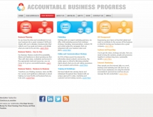 Accountable Business Progress