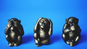 The three wise monkeys approach to gaining testimonials