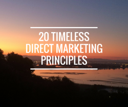 20 Timeless Direct Marketing Principles